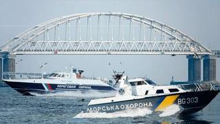 """Украинский катер """"героически"""" бежал: Телеканал CNN опозорил надувную армаду «Незалежной»..."""