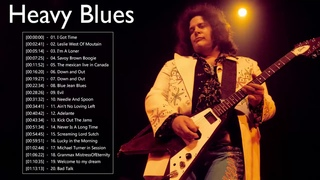 Heavy Blues Music ♪ Best Heavy Blues Songs Compilation