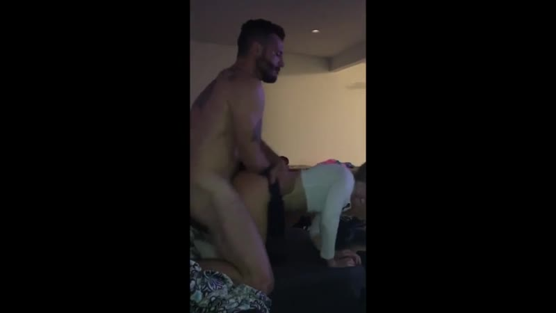 попала на вписку бедненькая) Lilly Ford Rickys Gangbang House секс