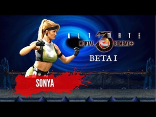 UMK3+ Beta I - Sonya (Endurance Ladder/Very Hard)