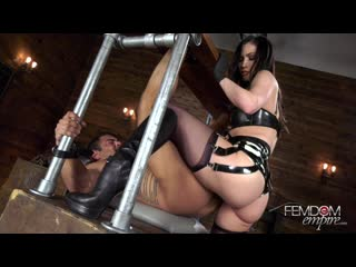 [FemdomEmpire.com] Diana Grace - Made for Cock [Femdom, Strap-on, Pegging, Anal, Chastity, Stockings, BDSM, Bondage]