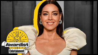 Aubrey Plaza Talks About 'Black Bear' & Acting Drunk For Days | The Awardist | Entertainment Weekly