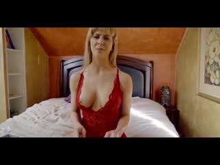 Мамка с большими сиськами учит брата и сестру трахаться Anya Olsen Cherie Deville секс порно минет анал инцест оргия сосет ебет