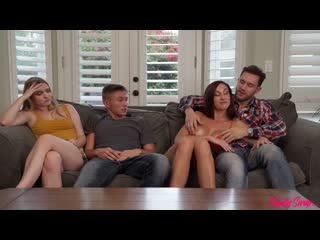 Artemisia Love & Harlow West (Ill Show You Mine If You Show Me Yours - S2:E6) [2021, Foursome,FFMM,Creampie,Milf,POV, 1080p]