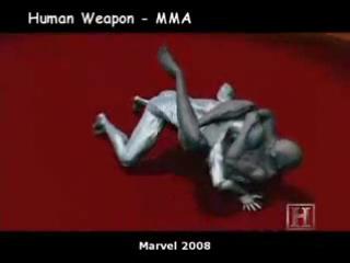 Human Weapon: Каратэ-до, Панкратион, Дзюдо,Сават,Боевое САМБО,Taekwon-do ITF