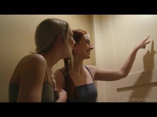 Maya Kendrick, Naomi Swann and Lily Larimar - A Tight Squeeze [Lesbian]