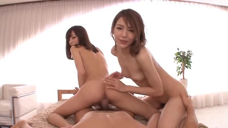 Rio, Kishi Aino  Японское порно вк, new Japan Porno, English Subbed JAV, Handjob, Japanese, Massage, Threesome]