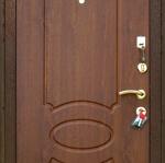 Стальная дверь Гранит Ультра 7