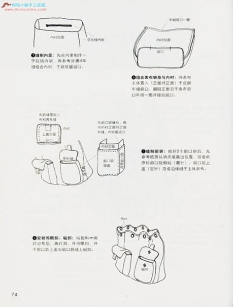 Сумка и рюкзачок