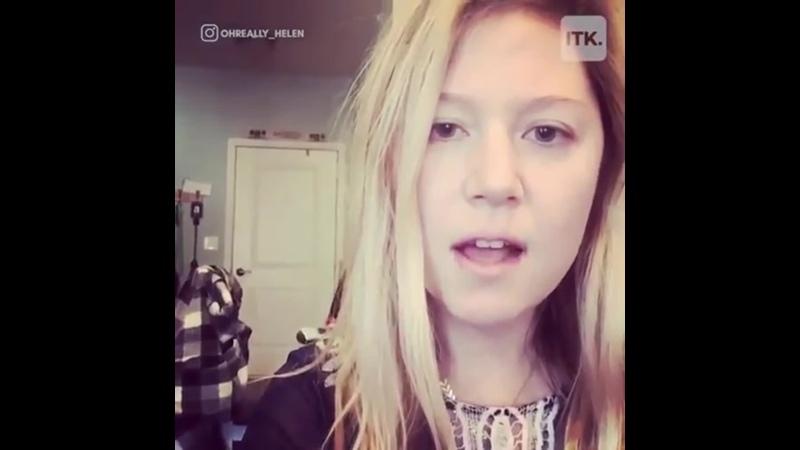 Котик ненавидит, когда хозяйка начинает петь ????