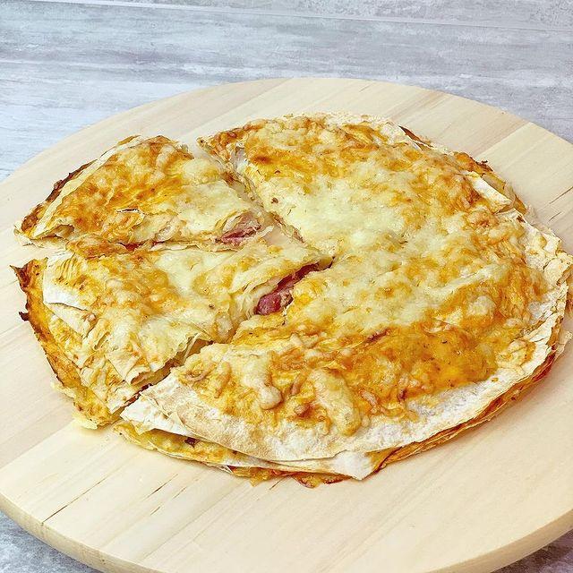 Отличный вариант завтрака или перекуса)