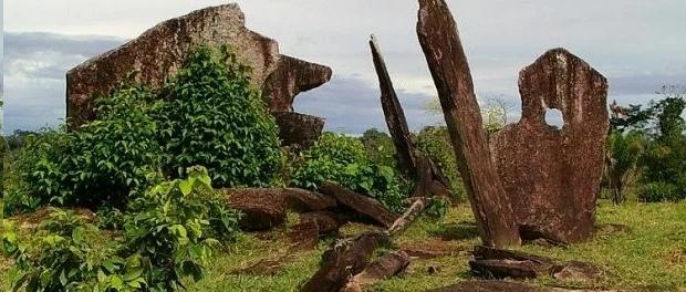Амазонский Стоунхендж: творение людей или инопланетной цивилизации?