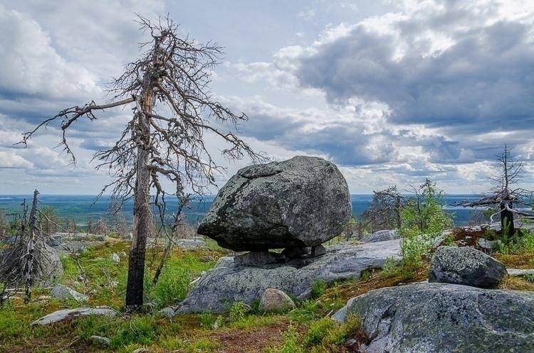 10 горных и природных парков ЛО и Карелии