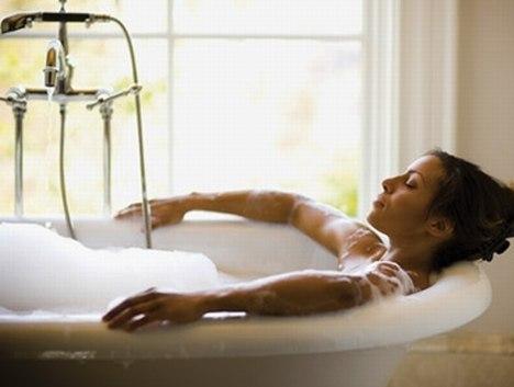 Принятие ванны  Статья по ссылке http://vk.com/topic-49063005_29069159