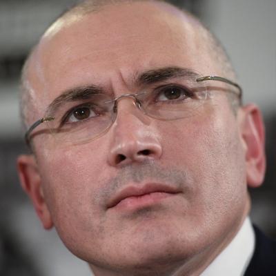 Михаил Ходорковский, London