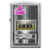 Зажигалка ZIPPO Магнитофон с покрытием Street Chrome™ (под заказ, цена по запросу)