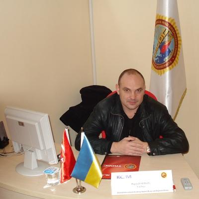 Сергей Багрич, Харьков