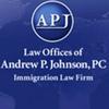 Иммиграционный адвокат Эндрю П.  Джонсон