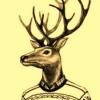 Ложный хипстер буфет свитер с оленями