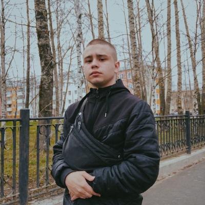 Кирилл Моисеев, Архангельск