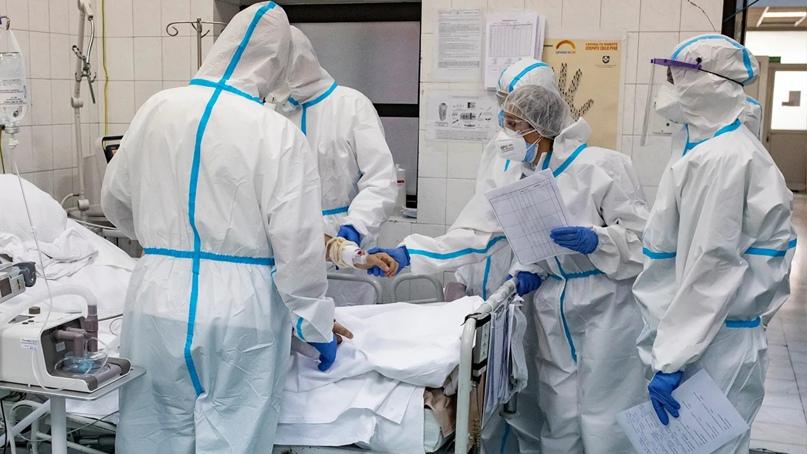 В Новосибирске две больницы перепрофилируют под ковид-госпитали  В Новосибирске растет число зараженных коронавирусом. В связи с... Новосибирск