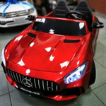 Детский электромобиль Mersedes Benz GTR 4WD (HL289) Красный