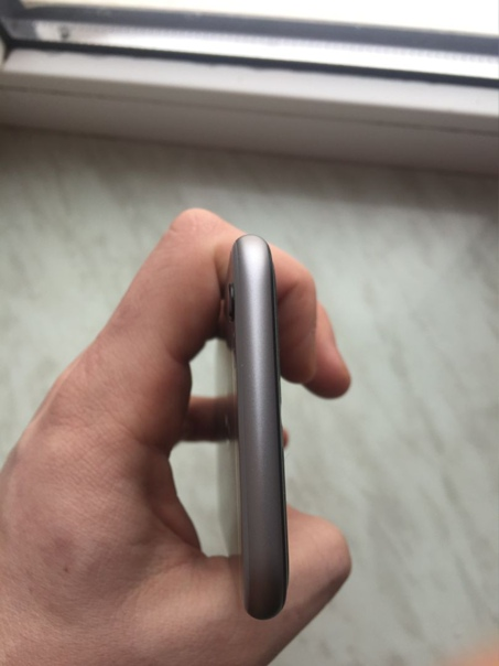 Apple iPhone 6s 16 gb Space Gray Neverlock Состояние...