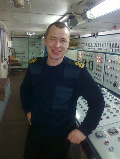 Алексей Гаврилин, Североморск