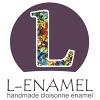 L-Enamel: Ювелирные украшения. Горячая эмаль