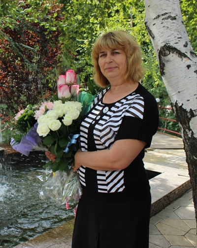 Светлана Пилипенко, Донецк