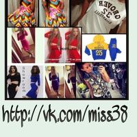 """Шоу-рум """"Miss38"""" модная и стильная одежда."""