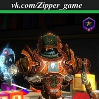 Zipper game