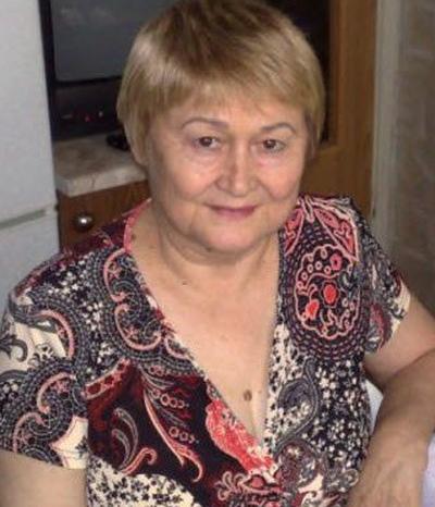 Ольга Махмудова, Ташкент