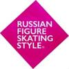 "Одежда фигуристам ""RUSSIAN FIGURE SKATING STYLE"""