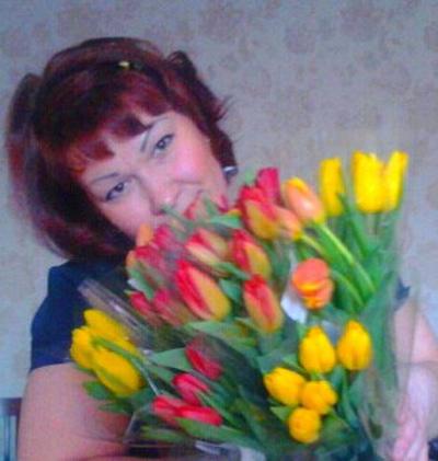 Анна Войтюк, Новокузнецк
