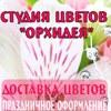 Студия цветов ОРХИДЕЯ Иркутск
