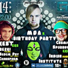 14.05.2016 ॐ M.D.A's B-DAY PARTY | ПEРМЬ
