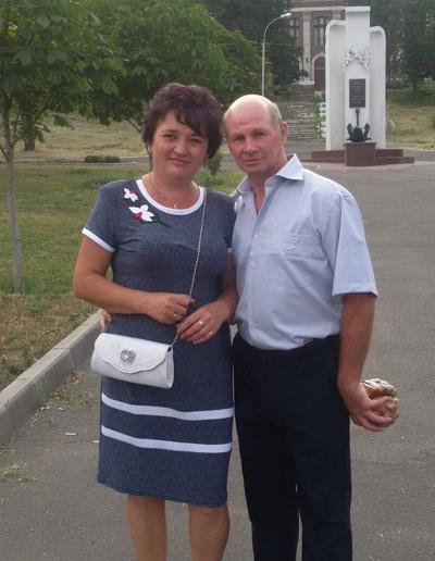 Юлия Вербицкая, Мариуполь