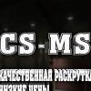 Раскрутка и Мониторинг серверов CS-MS.RU