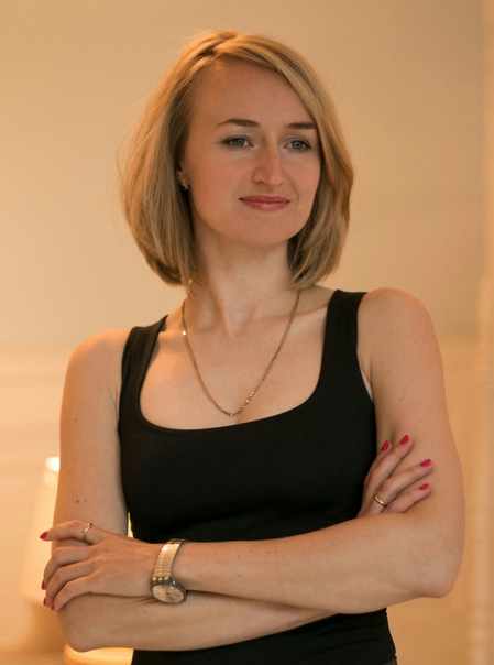 Полина Пичурова, Санкт-Петербург, Россия