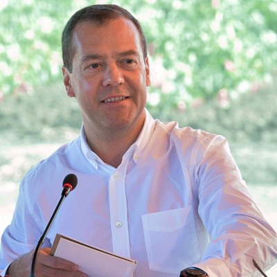 Дмитрий Медведев, Москва