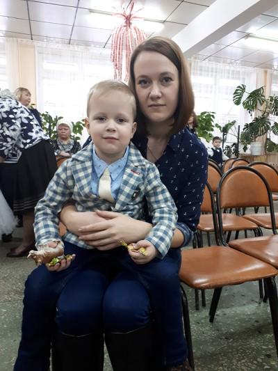 Ольга Соколовская, Мценск