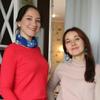 Слинги и ребозо-массаж в Барнауле.