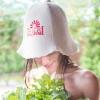 Банные шапки оптом, с вашим логотипом.