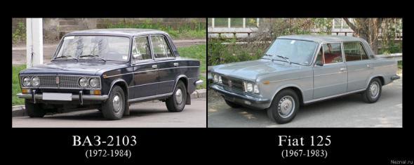 Советские автомобили. Советские?, изображение №24