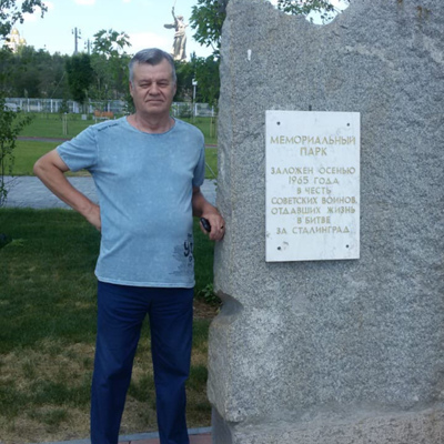 Владимир Курилюк, Волжский