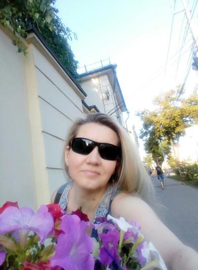 Татьяна Адамова, Самара