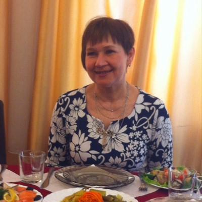 Елена Самарина, Бокситогорск