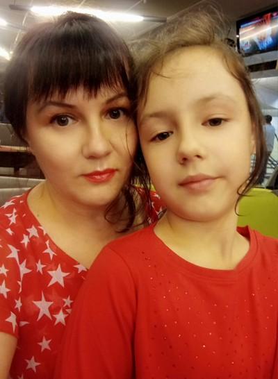 Милюша Талипова, Ижевск