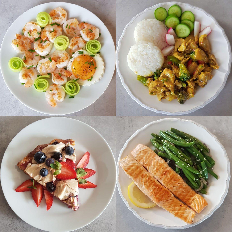 пп завтраки обеды и ужины для похудения